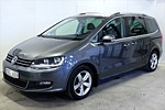 VW Sharan 2.0 TDI 140hk 7-sits /Panoramatak
