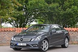 Mercedes-Benz E 350 CDI Coupé AMG