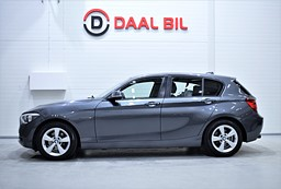 BMW 120D 184HK SPORT LINE P-SENS AUX FULL.SERVAD