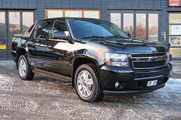 Chevrolet Avalanche LT Flexifuel 4WD