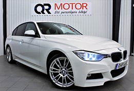 BMW 320 d Sedan M Sport 184hk Dragkrok
