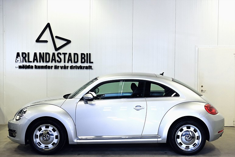 VW Beetle TSI 105hk /En ägare/Nav