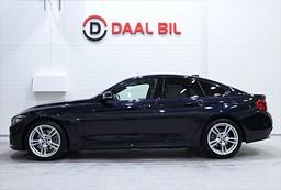 BMW 430I GRAN COUPÉ  M-SPORT 252HK DRAG NAVI BKAM LÄDER BT