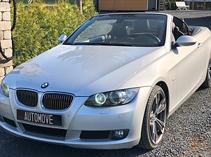 BMW 325i Convertible Automat Comfort, Dynamic 218hk