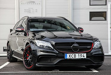 Mercedes-Benz AMG C63 S Edition 1