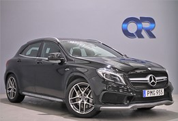 Mercedes GLA 45 AMG 4MATIC (360hk)