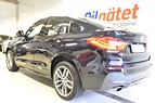 BMW X4 20D xDrive M Sport Navi Drag Läder