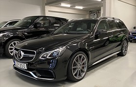 Mercedes-Benz E 63 AMG S 4MATIC 585hk