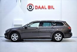 Volkswagen PASSAT 2.0 150HK FULLSERVAD.VW FJÄRR D-VÄRM