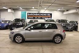 VW Golf VII  1.0 TSI 110hk 5-dr BlueMotion DSG Euro 6