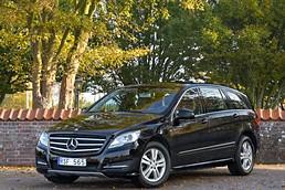 Mercedes-Benz R 350 CDI 4MATIC 7-sits