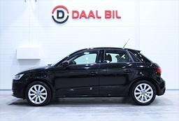 Audi A1 SPORTBACK 1.0 TFSI SPORT EDT. 95HK BT DUBB KAMKEDJA