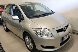 -10 Toyota Auris 5-dörrar 1.6 Manuell ACC 132hk