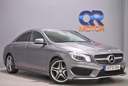Mercedes CLA 200 (156hk)