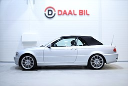 BMW 320 CI CONVERTABLE 170HK FULLSERV.BMW NYBES