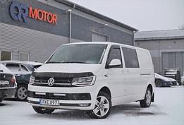 VW Transporter Kombi 2.0 TDI 4Motion 204hk Moms