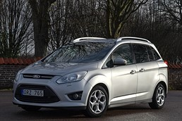 Ford Grand C-max 2.0 TDCi Automat 7-sits