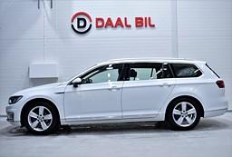 VW Passat GTE 1.4 218HK HYBRID P-SEN ALCANTARA SERVA