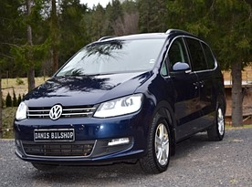 Volkswagen Sharan 2.0TDI 4Motion Premium Värmare Panorama