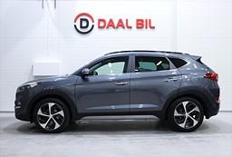 Hyundai Tucson 1.6 4WD 177HK PANO DRAG NAVI BKAM. SE UTRUST!