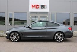 BMW 428i xDrive Aut Sportline Taklucka Skinn 0kr kontant möjligt