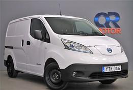 Nissan e-NV200 NV200 Van 40 kWh / Elbil / S+V Hjul 109hk