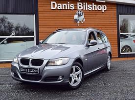 BMW 318D Touring Sport