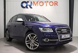 Audi SQ5 3.0 TDI quattro (313hk)