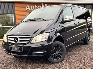Mercedes-Benz Viano 2,2CDI 4MATIC Panorama