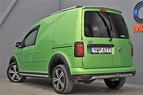 VW Caddy 2.0 TDI 4M / Eu6 / D-Värme / S+V 122hk