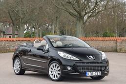 Peugeot 207 CC 1.6 VTi Automat