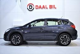 Subaru XV 1.6 4WD 114HK DRAG FULLSERV. NYSERV