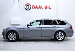 BMW 520 D XDRIVE TOURING 184HK DRAG HIFI M-VÄRM P-SENS