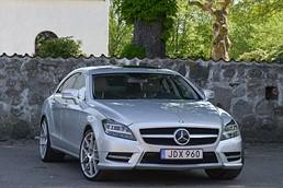 Mercedes-Benz CLS 500 AMG / NYINKOMMEN!!