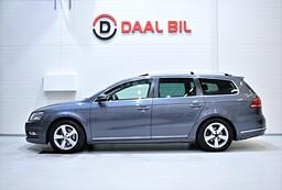 Volkswagen PASSAT 2.0 TDI 177HK 4MOTION DRAG PREMIUM NY.SERVAD