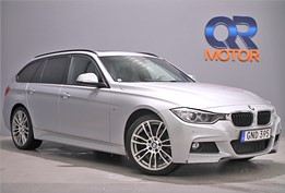 BMW 330d xDrive M-Sport/ Panorama/ H/K/ Sportauto 258hk