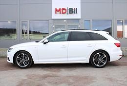 Audi A4 Avant 2,0TDI 190HK Quattro Aut S Line Panorama 0kr kontant möjligt