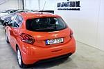 Peugeot 208 1,2 82hk VTi / 1års garanti