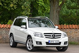 Mercedes-Benz GLK 350 CDI 4-Matic / M-värm