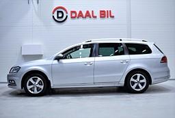 VW Passat 1.4 150HK R-LINE PREMIUM M-VÄRM 4500MIL!