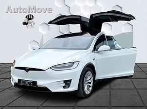 Tesla X 100D 525hk AutoPilot Leasebar