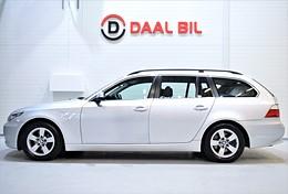 BMW 520D 177HK DRAG SKINN FULLSERV. ELSTOL PDC