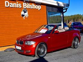 BMW 120D Sportline Cab