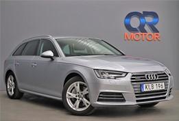 Audi A4 2.0 TDI quattro / Sport / S+V Hjul / Dragkrok 190hk