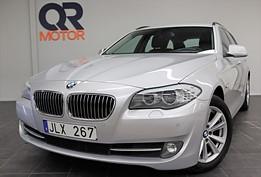 BMW 520 d Touring / Dragkrok / 184hk
