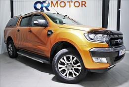 Ford Ranger Wildtrak 3,2 TDCi 4X4 AUTO 200HK LEASBAR