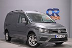 VW Caddy Maxi 2.0 TDI 4Motion Dragkrok D-värme 150hk