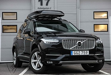 Volvo XC90 D4 Polestar AWD Inscription 7-sits 200hk