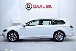 VW Passat GTE 1.4 218HK DRAG KAMERA MOMS SE.UTR!!