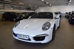 Porsche 911/991 Carrera 3.8 S Coupé (400hk)